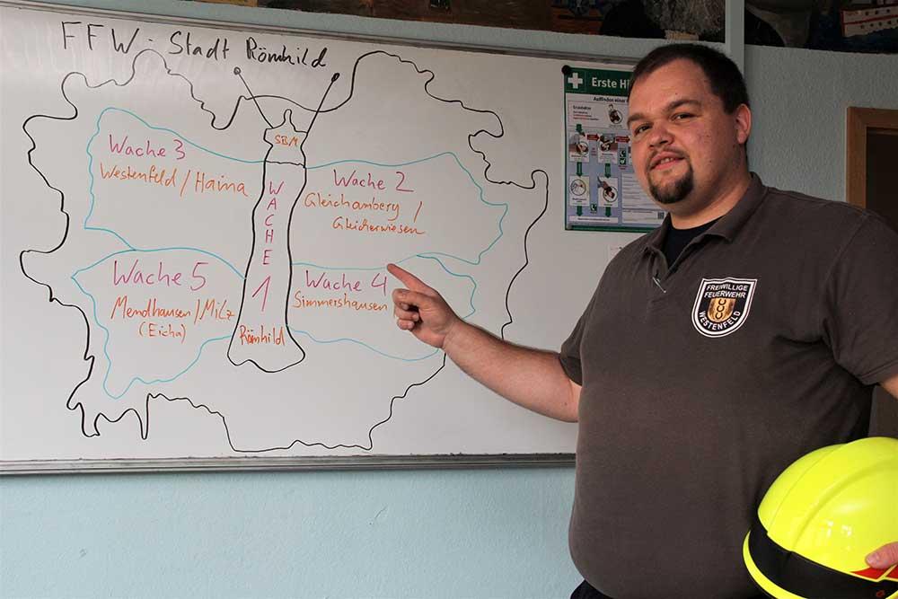 Masterplan für die Freiwillige Feuerwehr Stadt Römhild