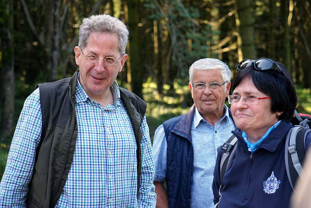 Christine Lieberknecht unterstützt Bundestagskandidaten Maaßen
