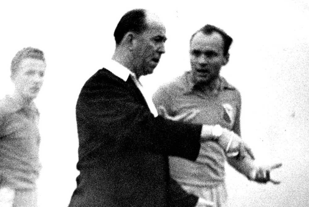 Werner Bergmann: Namensgeber des verwahrlosten städtischen Stadions