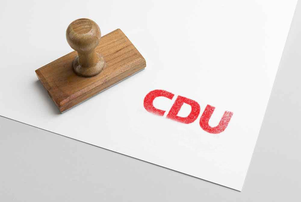 """CDU Südthüringen: Martin Kahle und sein Team des """"Schützenhofs XXL"""" in Crock hat unsere Solidarität vollends verdient!"""