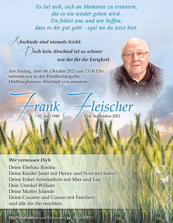 Trauer_Frank_Fleischer