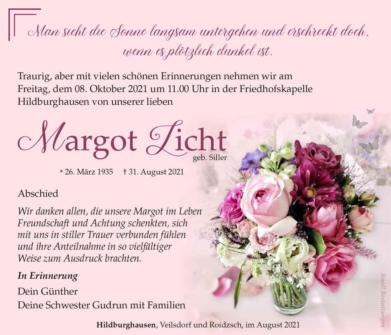 Trauer_Margot_Licht